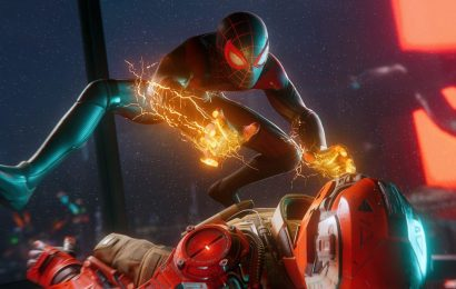Spider-Man: Miles Morales will be playable in 4K, 60 fps on PS5