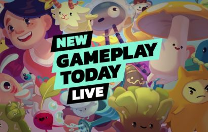 New Gameplay Today Live – Ooblets