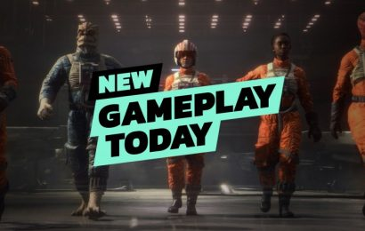 New Gameplay Today – Star Wars: Squadrons