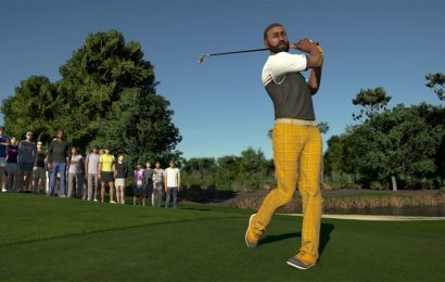 Take A Look At The Realism Going Into PGA Tour 2K21's Courses