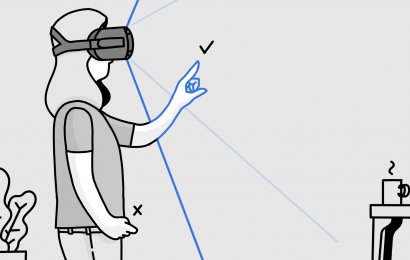 Oculus Browser Gets Experimental Hand-tracking Support on Quest – Road to VR