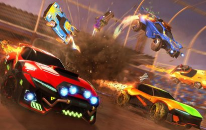 Rocket League going free-to-play, leaving Steam for Epic Games Store