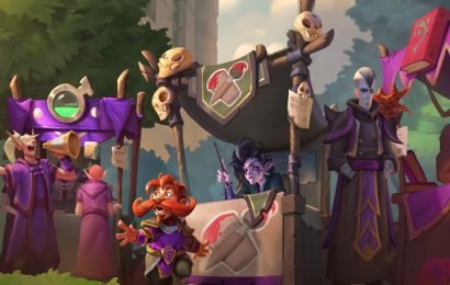 Hearthstone's next expansion is Scholomance Academy