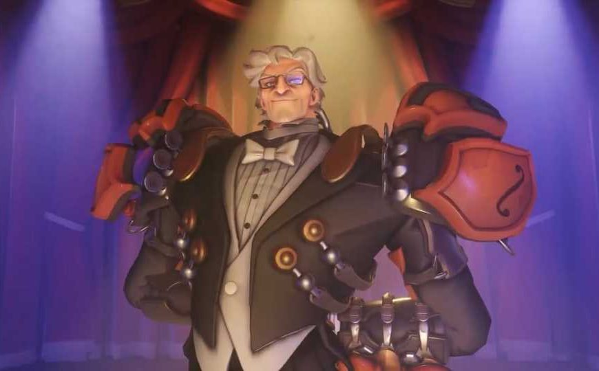 Overwatch reveals new Sigma skin challenge, new music collection