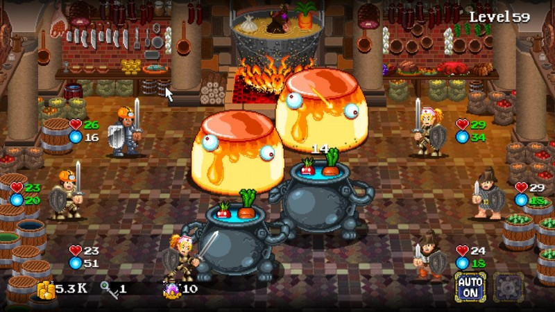 Soda Dungeon 2 Is Now On Steam
