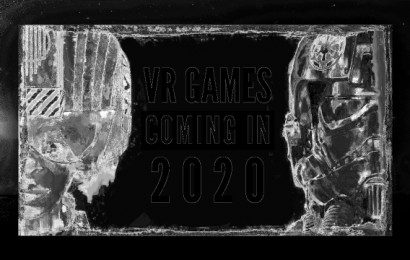 Upcoming VR Games For 2020: Star Wars: Squadrons, Onward & More