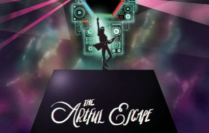The Artful Escape is the Xbox One's weirdest – and most wonderful – game