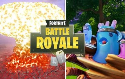 Fortnite Coral Buddies Enter the Nuclear Age secret challenge SOLVED with map locations