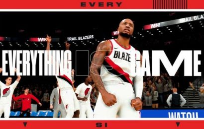 NBA 2K21 trailer REVEALED: First gameplay footage of next entry in 2K Games hit series