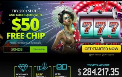 Latest Casino No Deposit Bonus Codes 2020