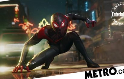 Spider-Man: Miles Morales releases new PS5 screenshot with ray-tracing puddle