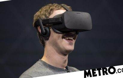 Oculus VR headsets will soon need a Facebook account to use