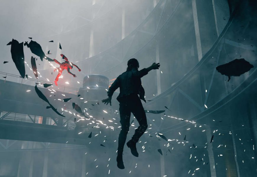 Remedy's Next Game Is Connected To Control And Alan Wake