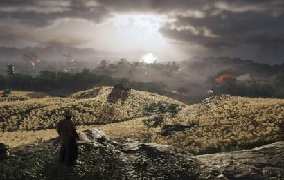 Ghost Of Tsushima Has Broken A Sales Record On PS4