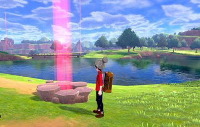 Latest Pokemon Sword And Shield Event Features Lots Of Ground And Water Pokemon