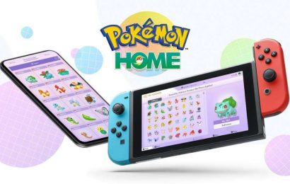 Pokemon Home Update Now Live, Makes Many Quality-Of-Life Improvements