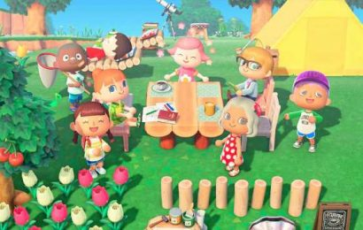 New Animal Crossing Update Out Now, Removes Hacked Trees