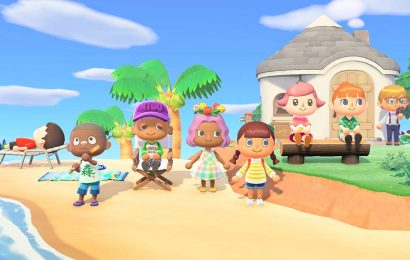 New Animal Crossing Summer Items Are Available For A Limited Time