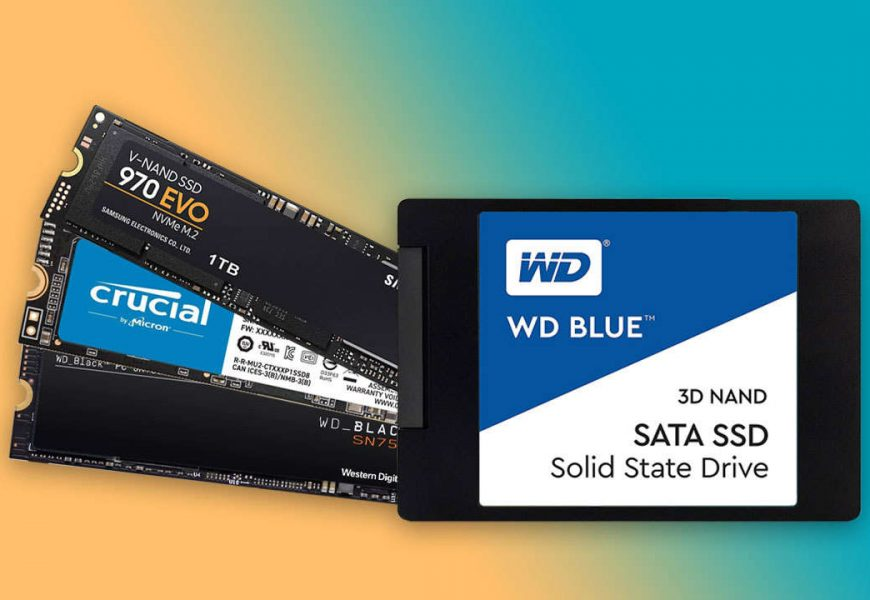 The Best SSDs Available (2020): SATA, M.2., And NVMe Drives You Can Buy Now