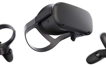 Oculus Quest Currently In Stock At Oculus And Amazon