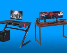 Best Gaming Desks 2020: Computer Desks For Console And PC Gaming