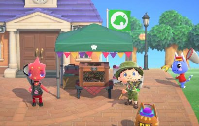 Animal Crossing's August Bug Off Is Tomorrow: Prizes, Event Hours, Tips, And More