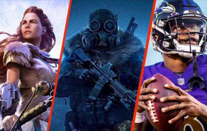 August 2020: All The Major Game Releases For PS4, Switch, Xbox One, PC