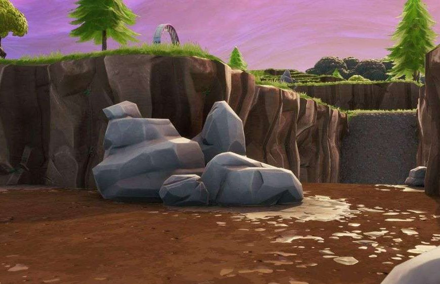 Fortnite Rapid's Rest: How To Collect Stones Guide