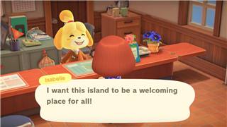 Animal Crossing: New Horizons' New Camera Feature Started As A Glitch