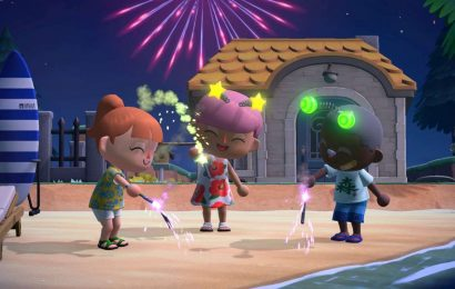 Animal Crossing: New Horizons Fireworks Show Guide