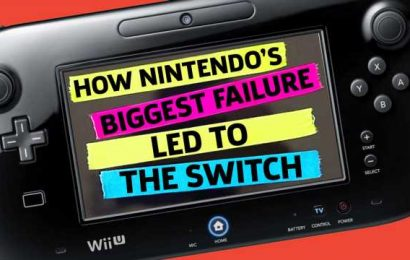 How Nintendo's Greatest Failure Led To The Switch