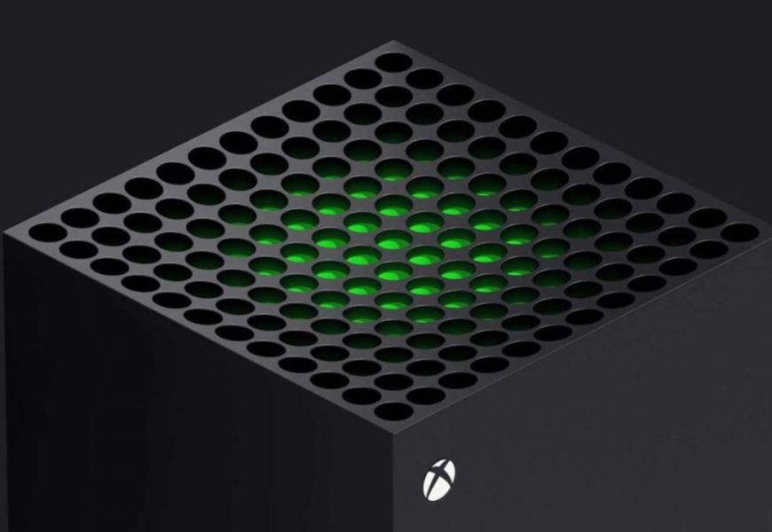 Microsoft Might Be Ditching Xbox Series X Games' Prominent Sticker Already