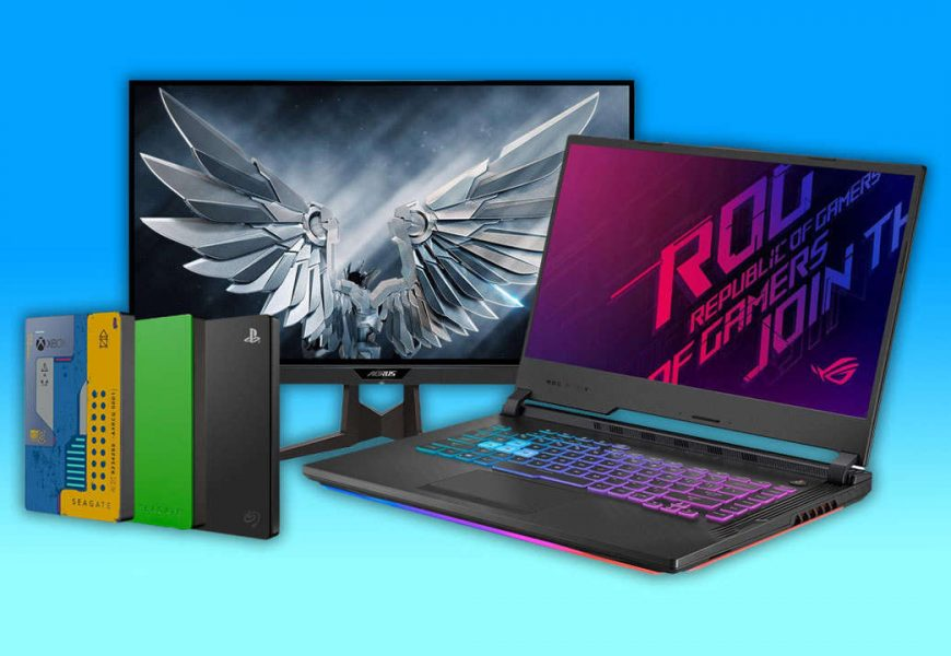 Huge PC Gaming Sale Discounts Gaming Laptops, Monitors, And Desktops
