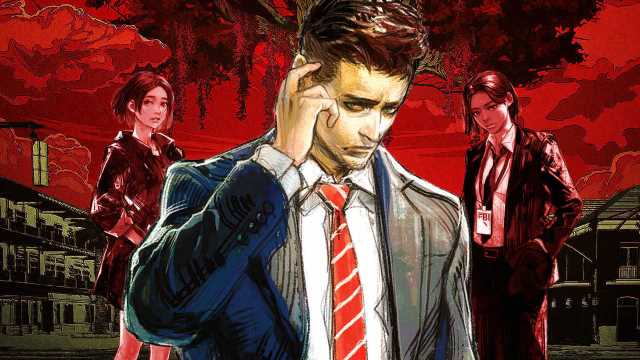 Deadly Premonition 2 Patch 1.0.3 Has Massively Improved The Game's Horrendous Frame Rate