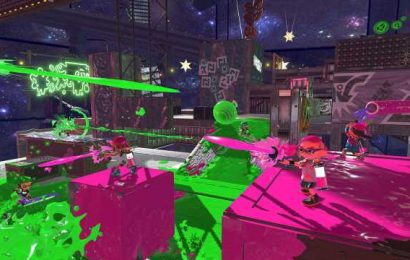 Switch's Second Bonus Splatoon 2 Splatfest Takes Place Next Weekend