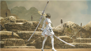FFXIV Introduces Nier Favorite For Update 5.3