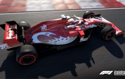 F1 2020 Honors Michael Schumacher With New DLC Supporting Charity
