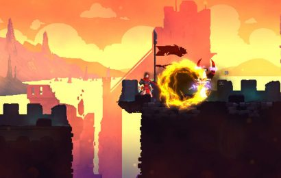 """Dead Cells """"Barrels O' Fun"""" Update Adds Exploding Barrels, New Weapons And Biome"""