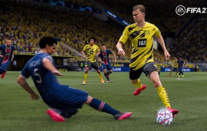 FIFA 21 Pro Clubs Will Let You Customize Players And Tactics
