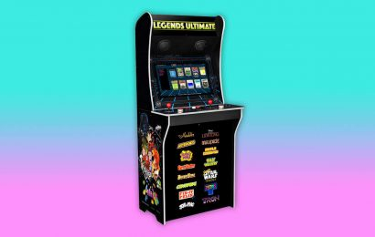 Hard-To-Find Arcade Cabinet With 300 Games Will Be Back In Stock Soon