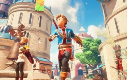 Zelda-like Oceanhorn 2: Knights Of The Lost Realm Is Coming To Nintendo Switch