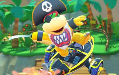 Mario Kart Tour's Latest Event Adds King Bob-Omb And More