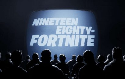 Fortnite 1984 Short Sees Epic Games Target Apple With #FreeFortnite Campaign