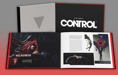 Dive Deeper Into Control's Mind-Trippy World With This Cool Tome Of Developer Secrets