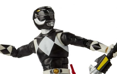 Hasbro Reveals Newest Power Rangers Wave Including Zeo Ranger Red and Another Goldar