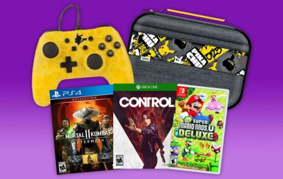 Games, Switch Accessories, MacBooks, And More Get Big Discounts In Best Buy's Anniversary Sale
