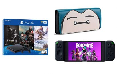 New Amazon Warehouse Sale Offers Cheap Switch Accessories, PS4 Bundle, Games, And More