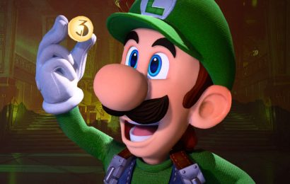Latest Nintendo Switch Sale Has Luigi's Mansion 3 For $42, Cuphead For $16, And More
