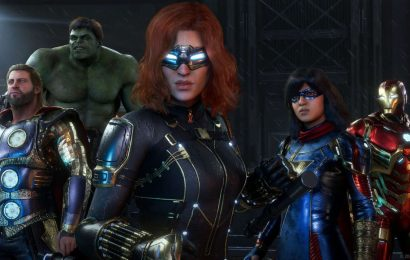 Marvel's Avengers Final Beta Weekend Is Now Live