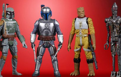Latest Star Wars Toy Reveal From Hasbro Will Make Any Action Figure Collector Go Broke